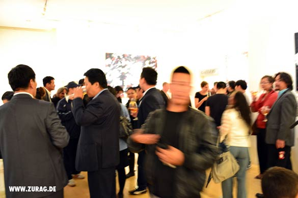"""OTGO art"" Exhibition in Mongolia 2012"