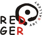 red ger art gallery logo